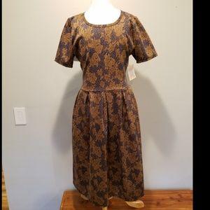 NWT LuLaRoe Amelia Dress size XL